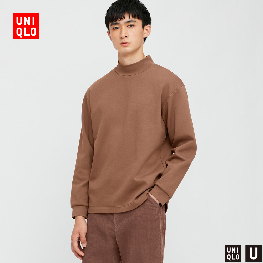 Uniqlo designer collaboration men's high neck pullover (long sleeve) 431335 UNIQLO