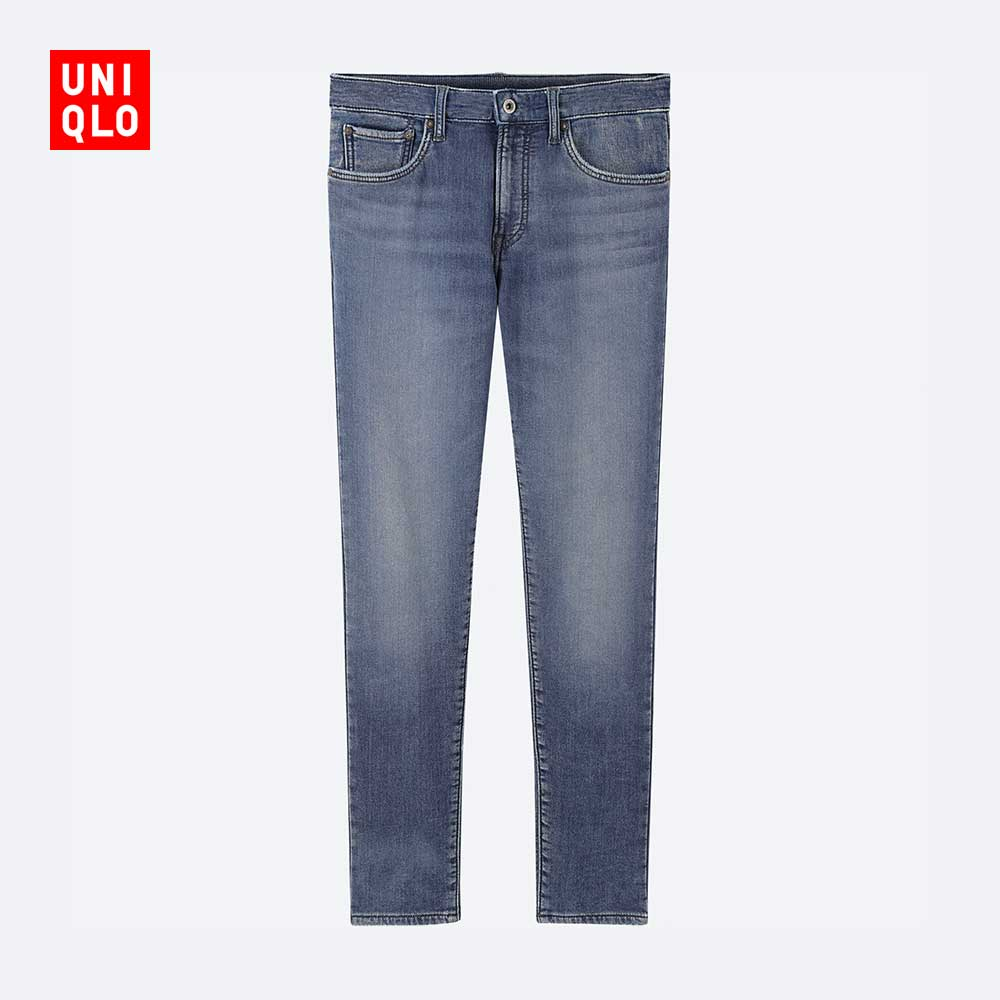 Men's EZY DENIM Jeans (Washing Products) 418913 Uniqlo