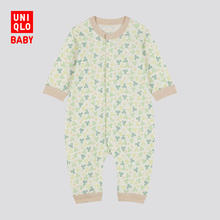 Baby / newborn one piece (long sleeve) 424695 UNIQLO