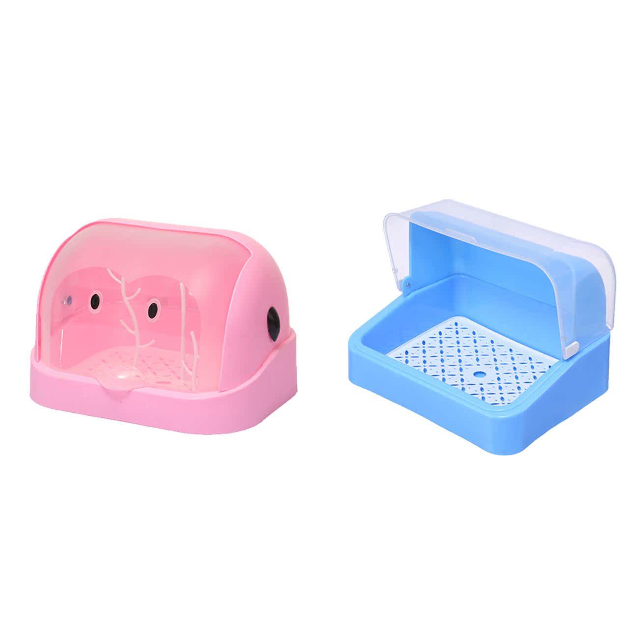 嬰兒用品收納盒帶蓋防塵大號寶寶奶瓶透明收納箱餐具晾幹架儲存盒