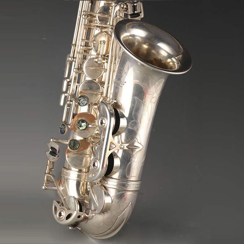 法国塞尔玛萨克斯 降e调中音萨克斯管乐器 马克6 降e调萨克斯风