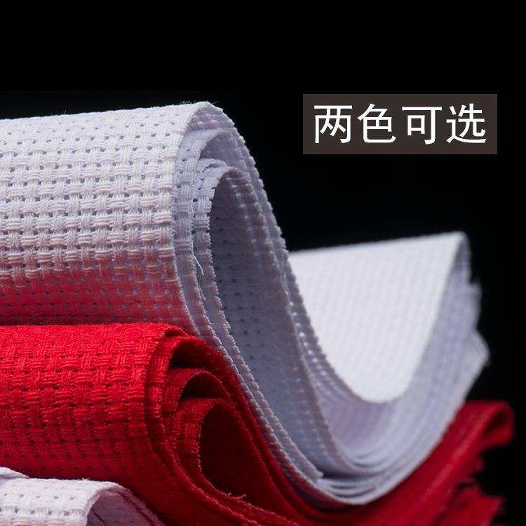Вышивка крестом ткань 11CT грузия белый точность 100 hd хлопок плюс толстый вышивка крестом вышитые на ткани бесплатная доставка
