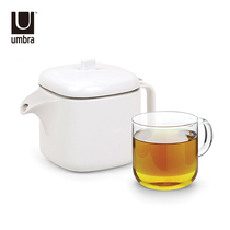 Umbra Creative Stainless Steel Tea Filter Tea ball filter mesh bubble tea making heat-resistant tea maker companion