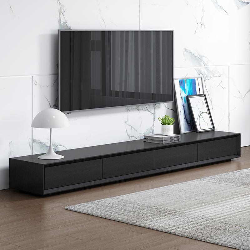 北欧茶几电视柜组合现代简约家具套装小户型客厅电视机柜定制