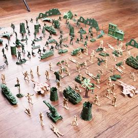 火柴人战争沙盘军事游戏沙具儿童士兵打仗小兵人模型玩具兵人专区图片