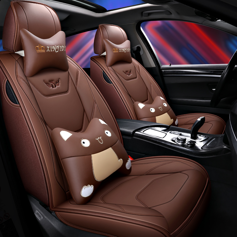 2018 Roewe 360plus I6 RX3 rx5 seat cover leather car cushion four seasons general all inclusive seat cover