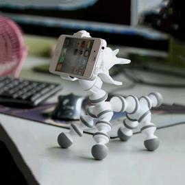 酷顿小马手机支架懒人创意桌面小狗小牛手机支架苹果华为通用卡通图片
