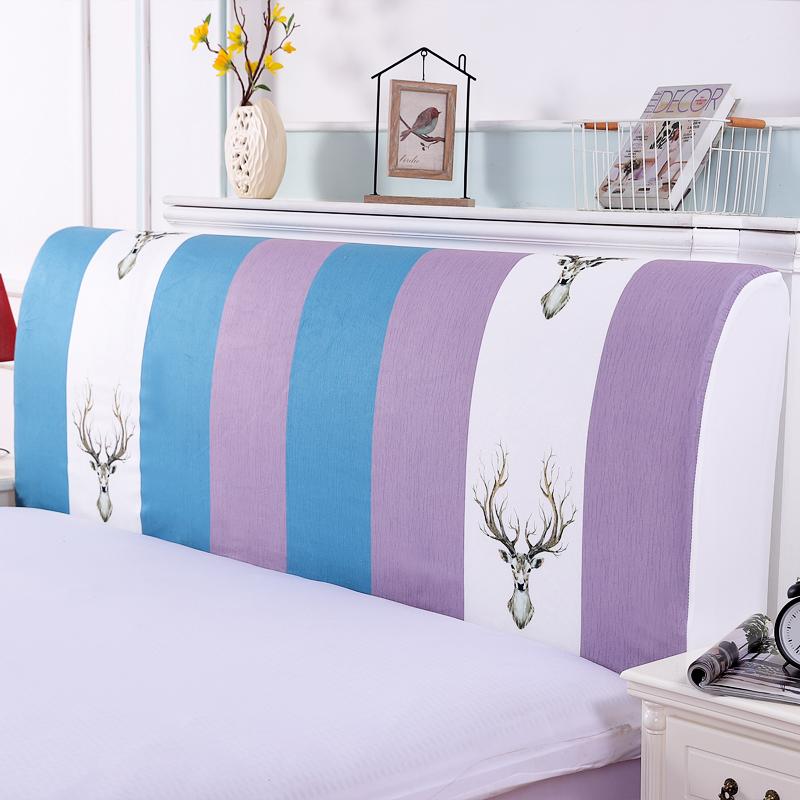 床头罩1.5 m床1.8 m床头套防尘罩满23.00元可用1元优惠券