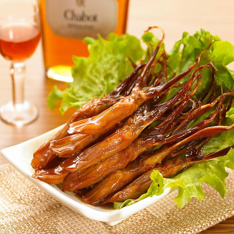 温州特产酱鸭舌250g俩口子鸭舌头休闲小零食品好吃的小吃卤味熟食
