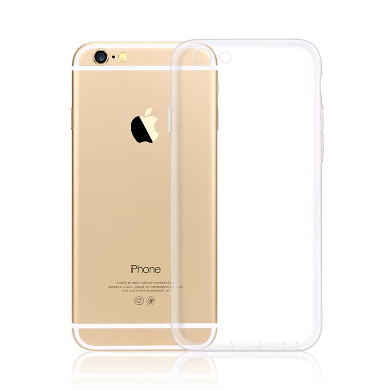 金飛迅蘋果6手機殼iphone6plus軟矽膠套6s超薄透明防摔六潮男女款