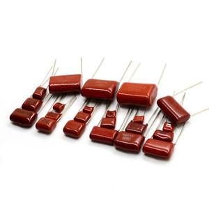 云辉 元件包 CBB薄膜电容 无极性交流电容包100V 250V 400V 630V
