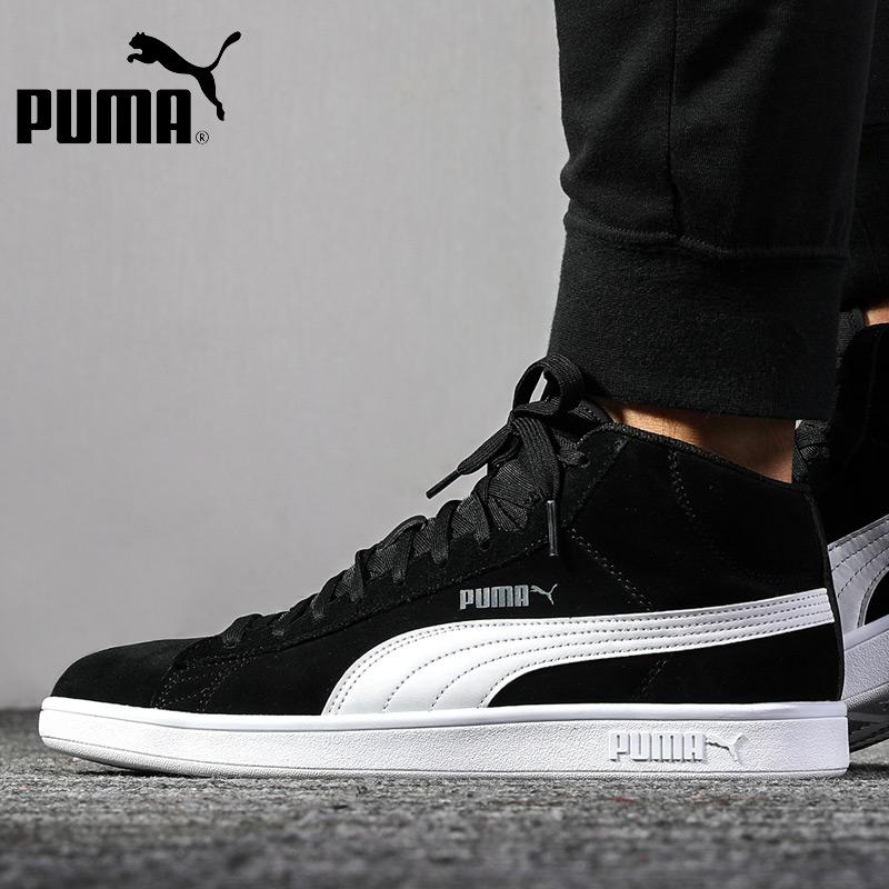 (用10元券)Puma彪马男鞋女鞋2019秋季新款鞋子运动鞋休闲鞋高板板鞋366923