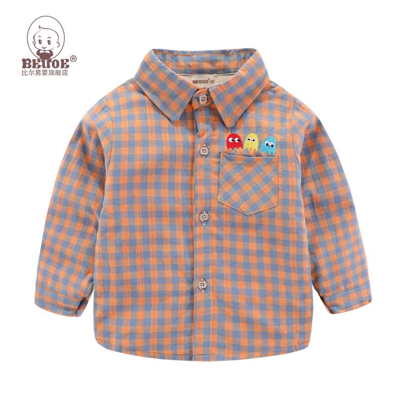 男长袖衬衫儿童哪里便宜
