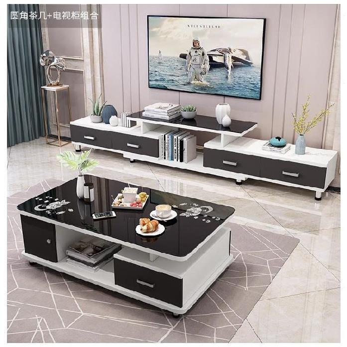 浅灰色同款阁楼角柜靠墙柜电视桌茶几80cm。电视柜组合墙柜墙边柜