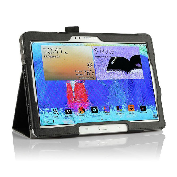 Samsung P600 / 601 / 605 tablet computer Galaxy note10.1 2014 protective case accessories leather case