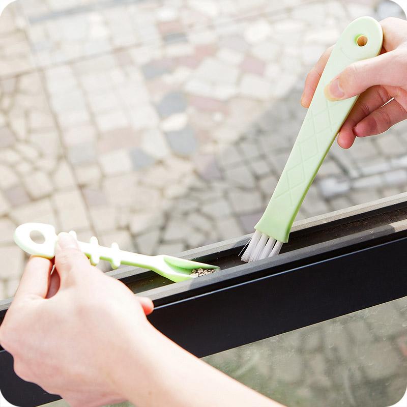 Многофункциональная развертка окно Щетка для очистки щеток с инструментом для чистки щеток для щеток окно Щетка для щетки для дома