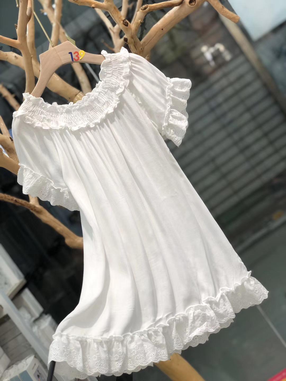感织屋2020春夏新款柔软 舒适 甜美 可家居 可外穿 可亲子 高品质