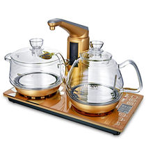 Kamjove Gold Cooker G9 All-intelligent electric kettle glass Wellness kettle Electric Cha Automatic water set