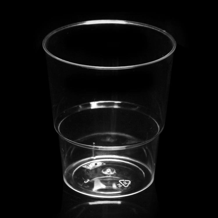 金五緣135 150ml一次性航空杯硬塑杯一次性杯子飲水杯啤酒杯100個