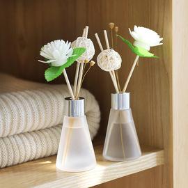 香薰精油家用室内卫生间空气清新剂卧室持久留香厕所除臭熏香香水图片