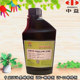 UV稀释剂,UV油墨专用,降低油墨黏度增强流平图片
