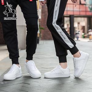 领500元券购买2019秋季新款空军一号韩版潮小白鞋