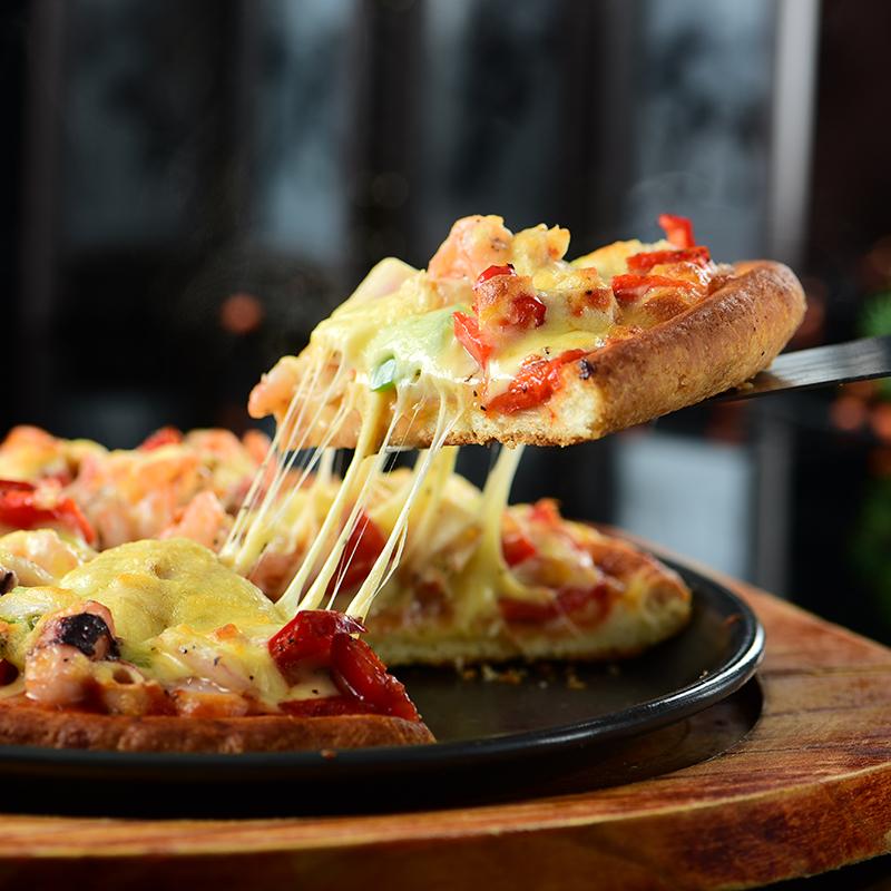 马苏里拉125g*2芝士碎披萨拉丝家用奶油奶酪焗饭烘焙原料