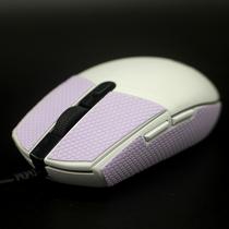 罗技G102GPROG304鼠标按键侧边防滑汗保护贴包邮