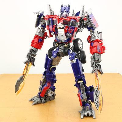 Hasbro Genuine Toy Transformers 2 Optimus Prime SS05 Classic Series Movie 10th Anniversary Class V Bulk