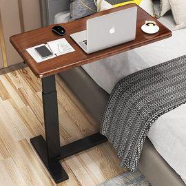床上电脑懒人桌家用小桌子可升降床边桌移动桌子简易书桌沙发边桌