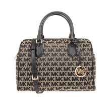 Michael kors / MK women's bag printed Boston bucket bag One Shoulder Messenger Handbag 35f9gbfu3j