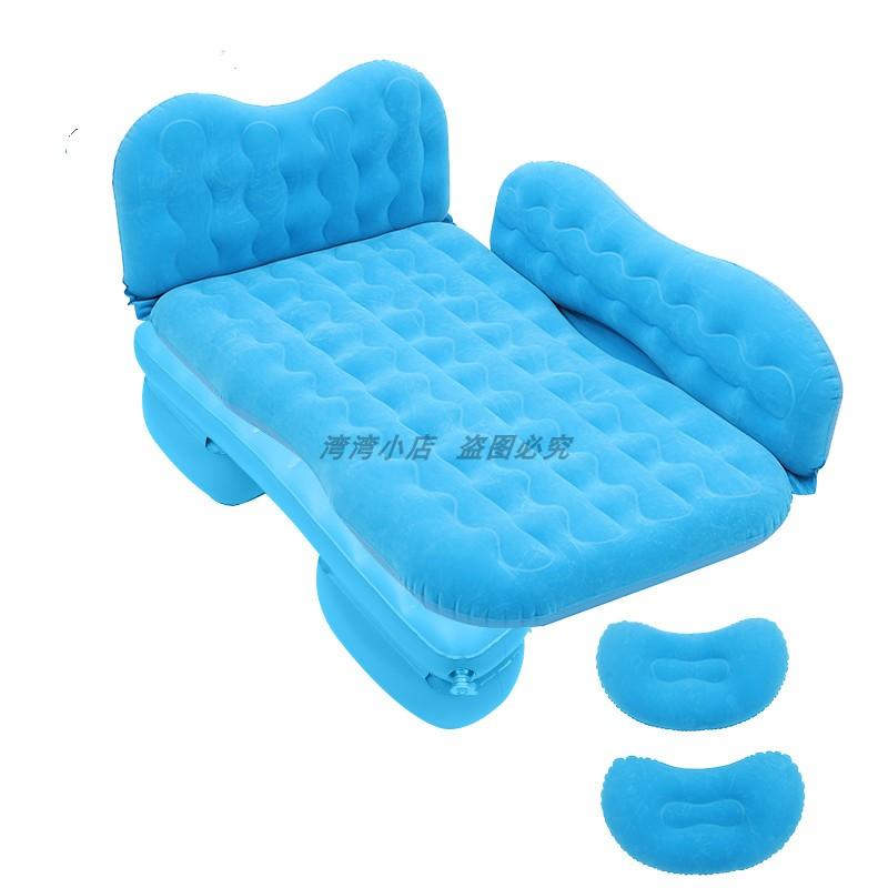 (用10元券)大型SUV越野车型 休息睡觉车中床多功能双侧档护头汽车载充气床垫