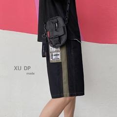 2020新款 黑色夏季青少年男士休闲短裤A061-K1011-P40