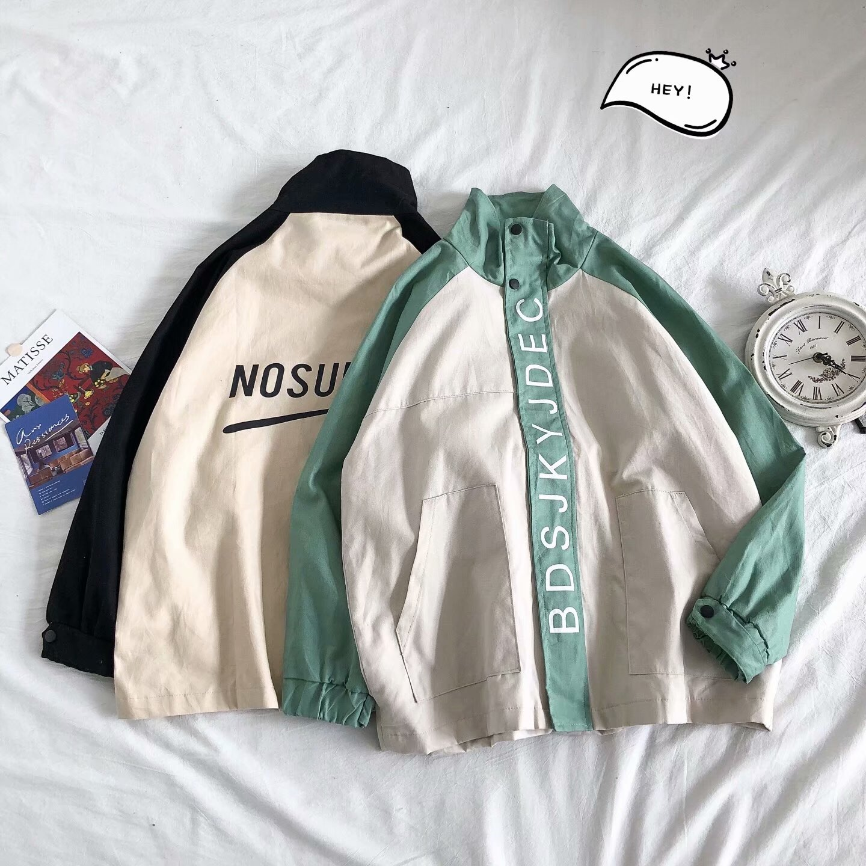 Tansuma mens winter functional coat Korean Trend 2020 new loose and versatile work jacket handsome