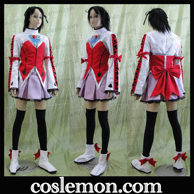 Coslemon legend of Saint grace Celia Barnes cos full Cosplay mens and womens clothes