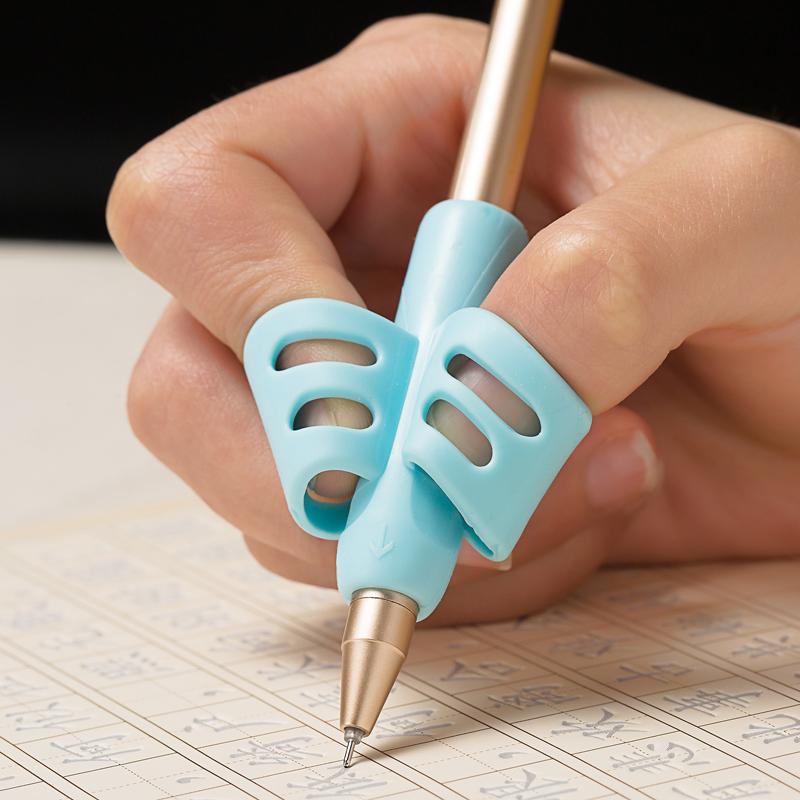 一秒握笔器矫正器小学生幼儿园儿童初学者铅笔用握笔神器矫正握姿