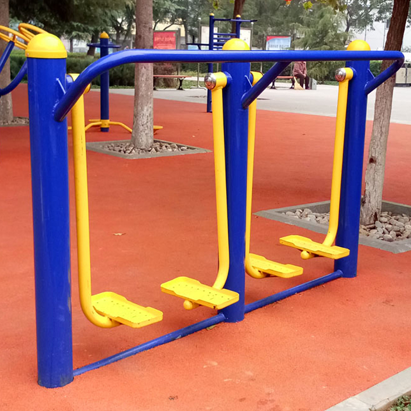 Outdoor fitness equipment community square community park middle-aged and elderly sports facilities stroller combination package