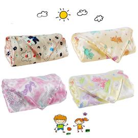儿童婴童纯真丝卡通印花被套100桑蚕丝绸缎床品健康男童女童被罩