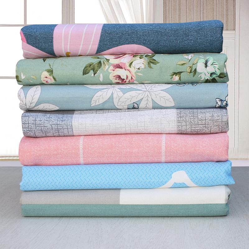 老粗布床单单件纯棉双人单人加厚宿舍炕单1.2m1.5米1.8m床2.0被单