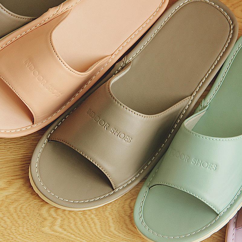 日式春秋家居室内情侣居家皮拖鞋满58.00元可用39.1元优惠券