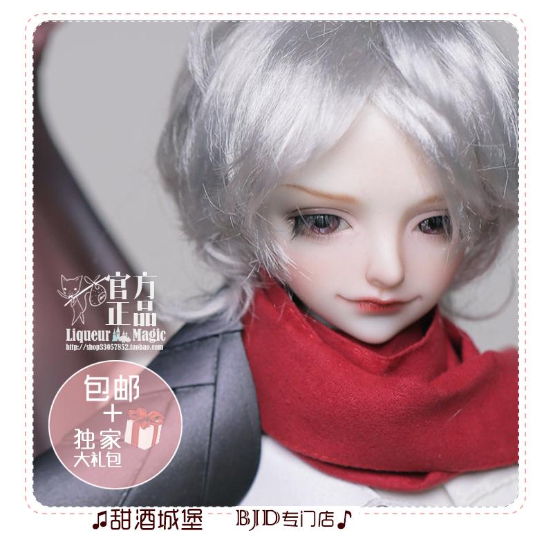 ◆甜酒BJD◆【幽谷人形】加里森 4分 四分男娃BJD娃娃 人体