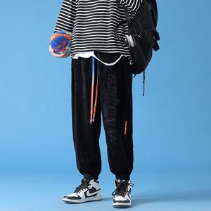 DSA052牛仔裤潮牌春季潮流直筒宽松大码男士新款长裤,男装休闲裤,电商A052