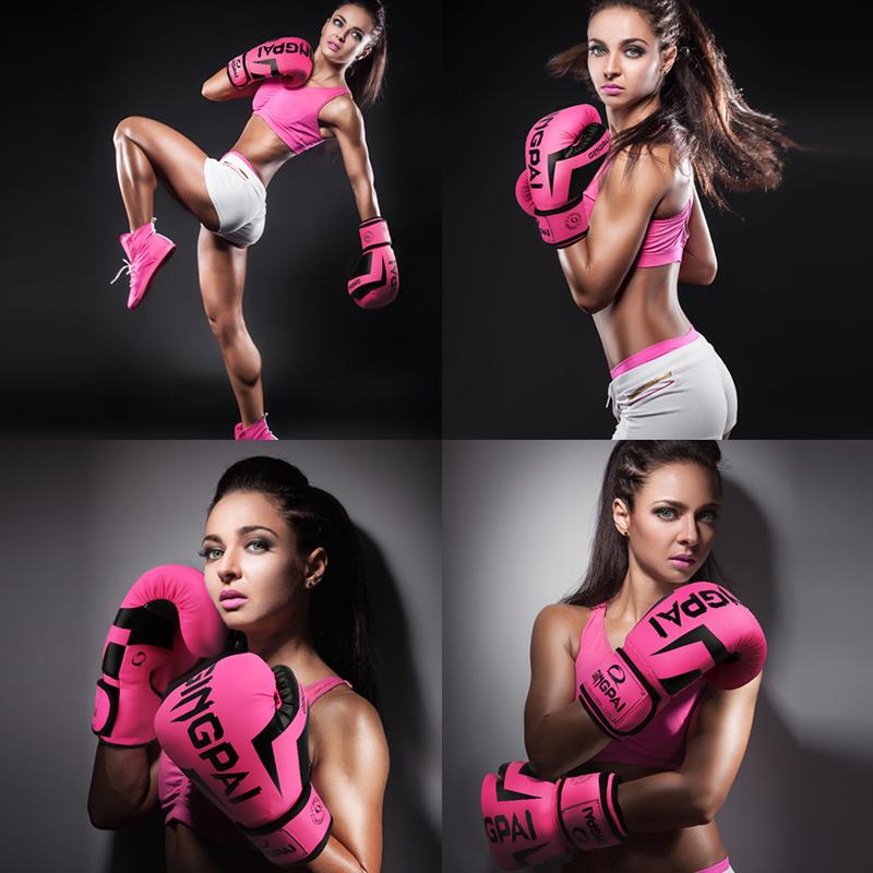 Боксерские груши и перчатки для детей Артикул 552159190003