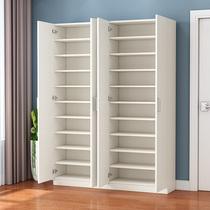 四门鞋柜120cm长90宽180加高32三门1.8两双门1.2米家用门口60厘米
