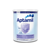 (British direct mail) love his beautiful aptamil Pepti2 deep hydrolyzed Milk Powder 2 Section anti-diarrhea anti-allergic