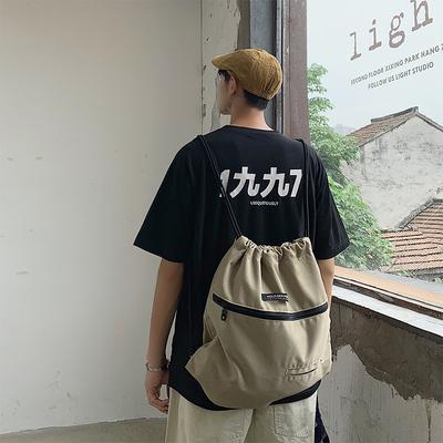 文字思想印花短袖T恤男百搭宽松打底衫513-1TT33P30