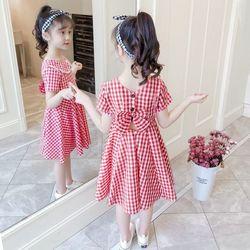 女童连衣裙6儿童7夏装9薄款11洋气公主裙子12小孩夏天8岁女孩子10