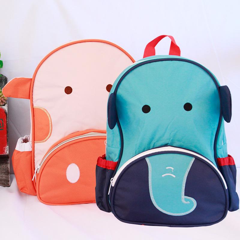 韩版女童幼儿园书包女生1-3-5岁可爱儿童背包女孩小背包男宝宝