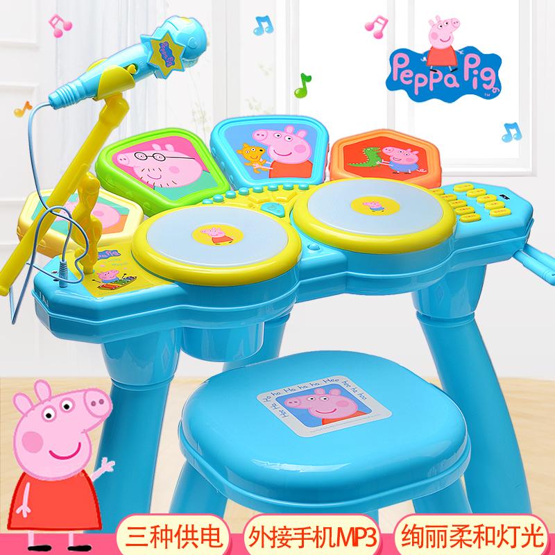 Детские барабанные установки Артикул 567865961048