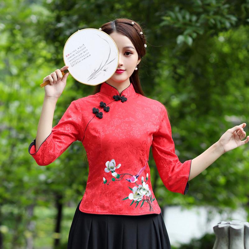 Национальная китайская одежда Артикул 592600766982